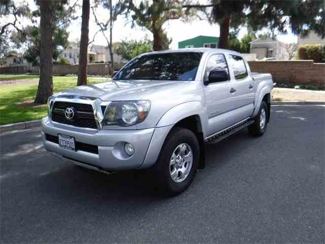 Picture of 2011 Tacoma located in Thousand Oaks California - $25,995.00 - N22G