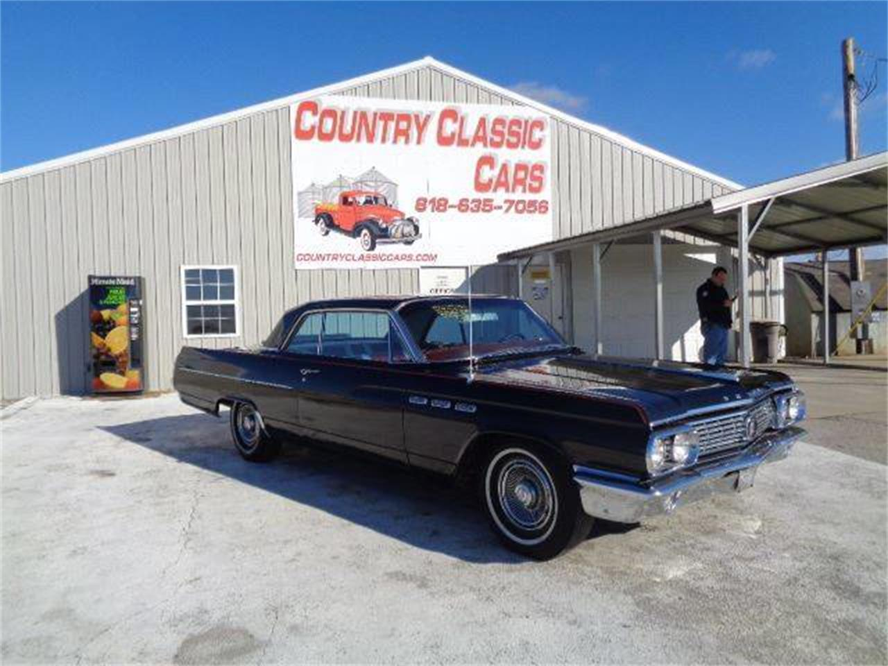 Large Picture of '63 LeSabre - N22M