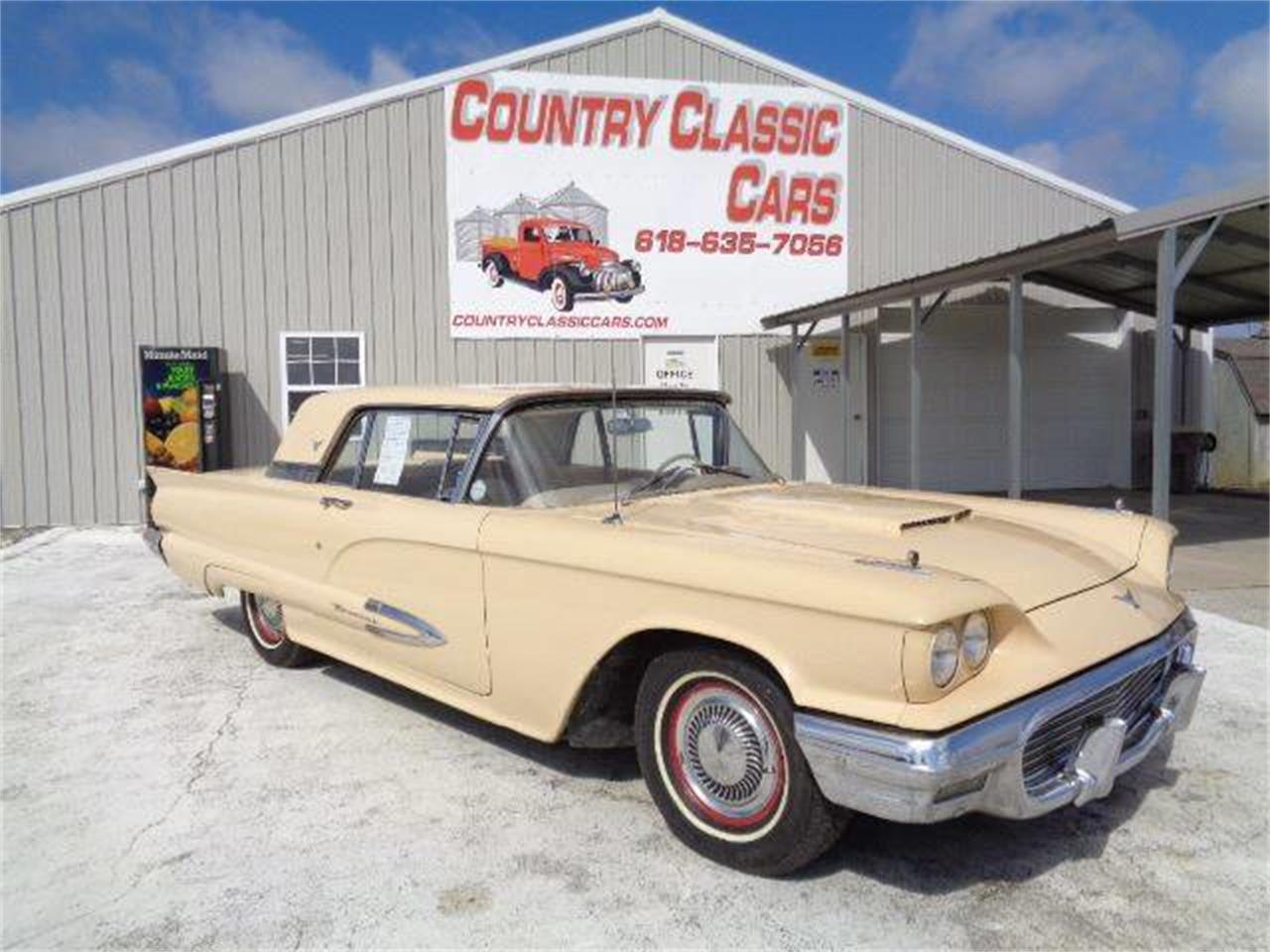 Large Picture of '59 Thunderbird - N22X