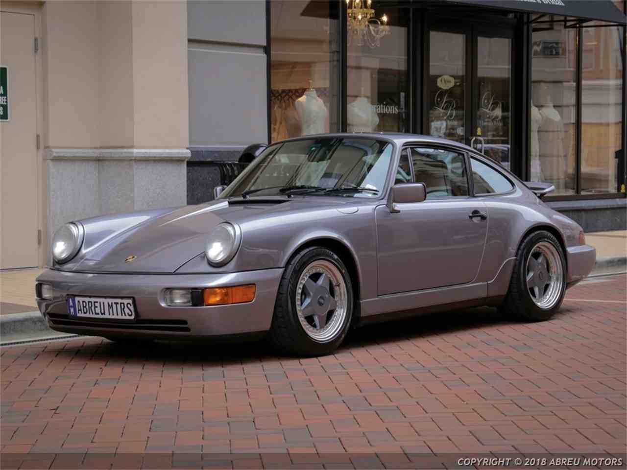 1990 Porsche 911 Carrera for Sale | ClicCars.com | CC-1075790
