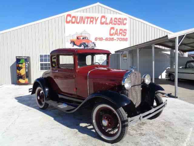 Picture of Classic 1931 Model A located in Staunton Illinois Offered by Country Classic Cars - N234