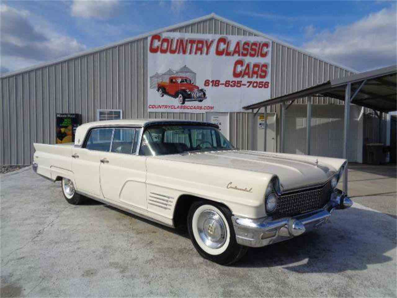 1960 Lincoln Continental for Sale | ClassicCars.com | CC-1075798