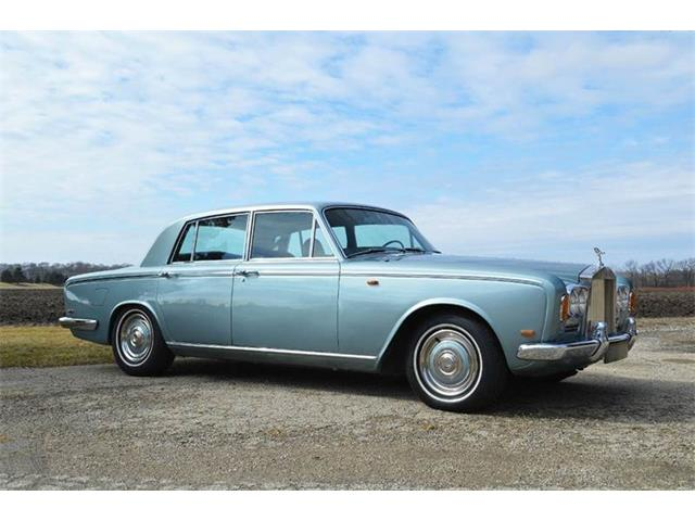 Picture of '69 Silver Shadow - MY2C