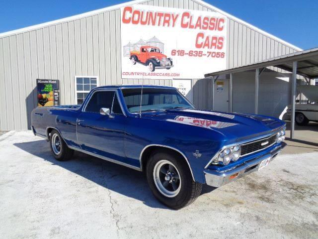 Picture of '66 El Camino - N23G