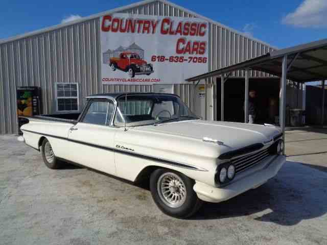 Picture of '59 El Camino - N23H