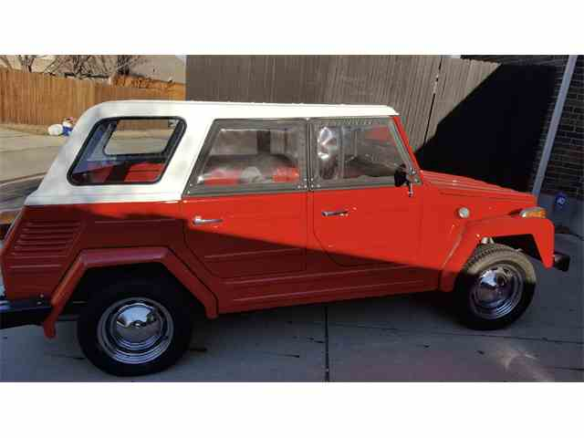 Picture of Classic 1973 Volkswagen Thing located in TEXAS - $10,000.00 Offered by a Private Seller - N24G