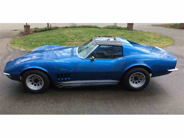Picture of '68 Corvette - N24R