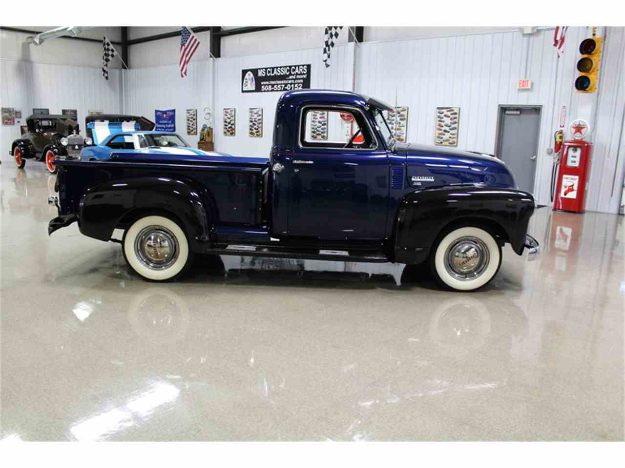 1949 Chevrolet 3100 For Sale Cc 1075859 Chevy Vin Decoder Large Picture Of 49 N24z