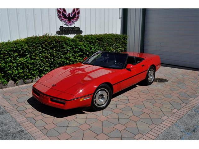 Picture of '87 Corvette - N254