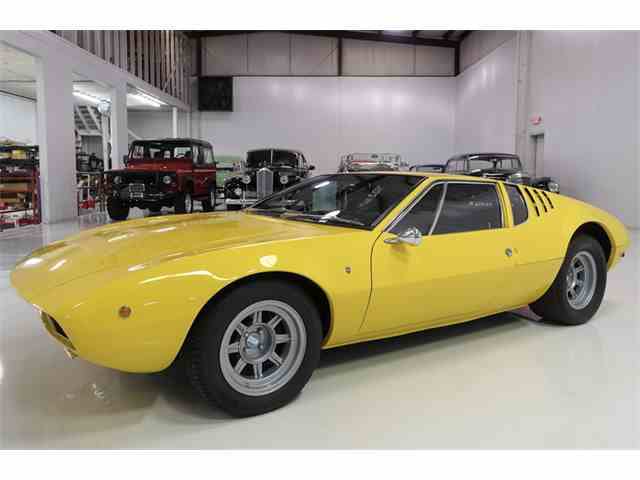 Picture of '69 Mangusta - N257
