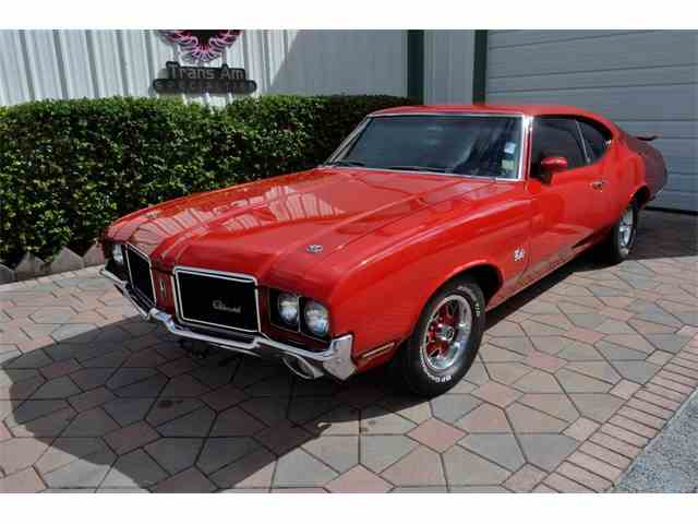 Picture of '72 Cutlass - N258