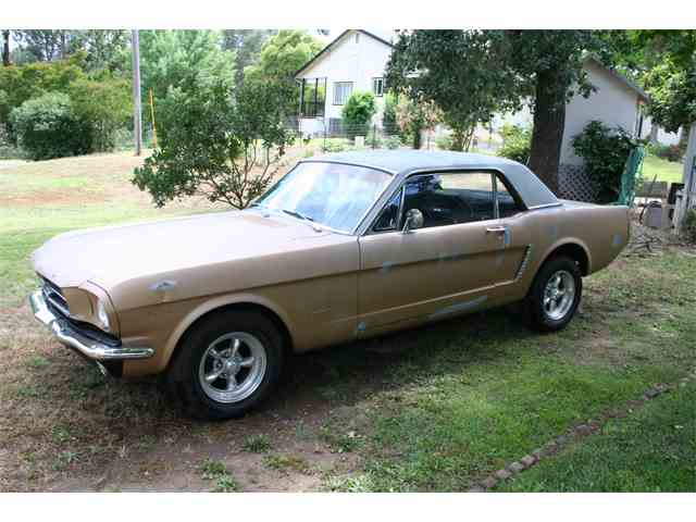 Picture of '65 Mustang - N25L