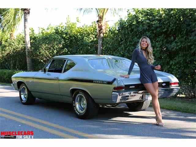 Picture of Classic 1968 Chevrolet Chevelle - $24,900.00 - N25S