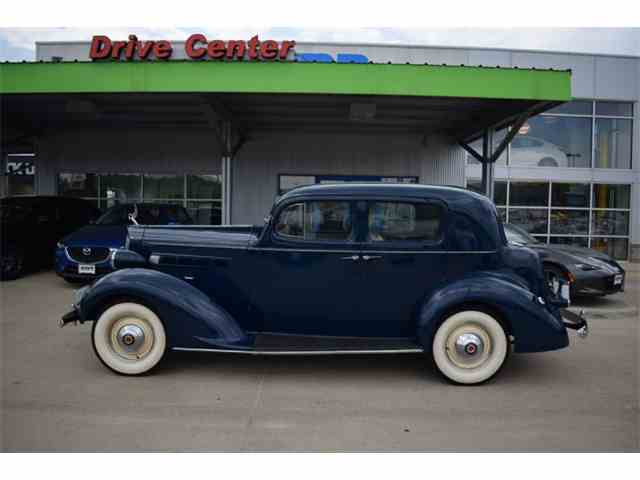 Picture of Classic 1937 Packard 115 located in Iowa - $29,900.00 Offered by  - N25X
