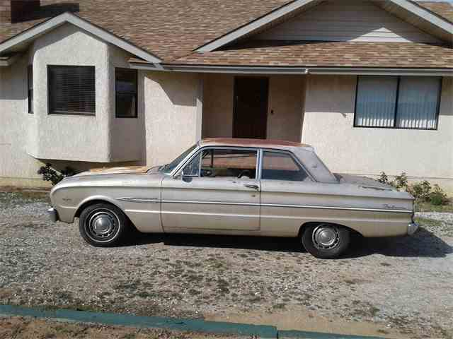 Picture of 1963 Falcon located in CALIFORNIA - $4,200.00 Offered by a Private Seller - N260