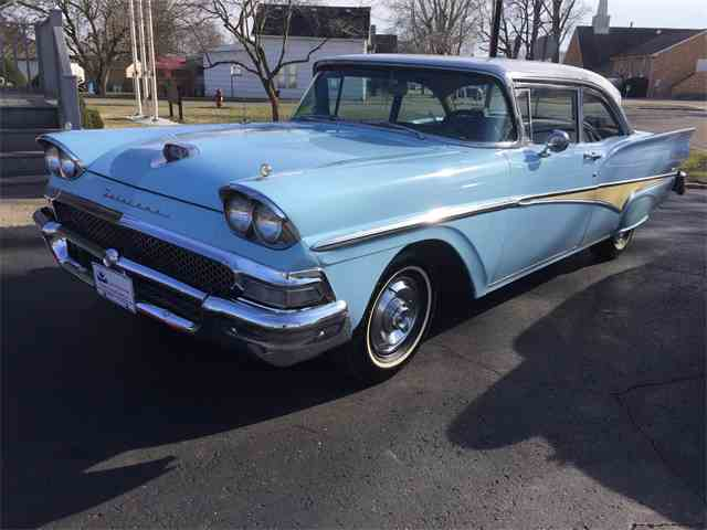 Picture of '58 Fairlane 500 - N262