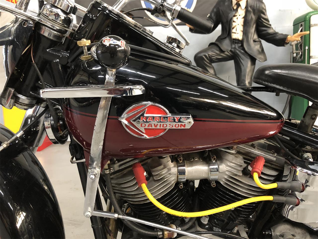 For Sale: 1959 Harley-Davidson Motorcycle in North Royalton, Ohio