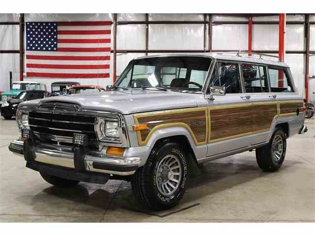 Picture of '90 Grand Wagoneer - N26F