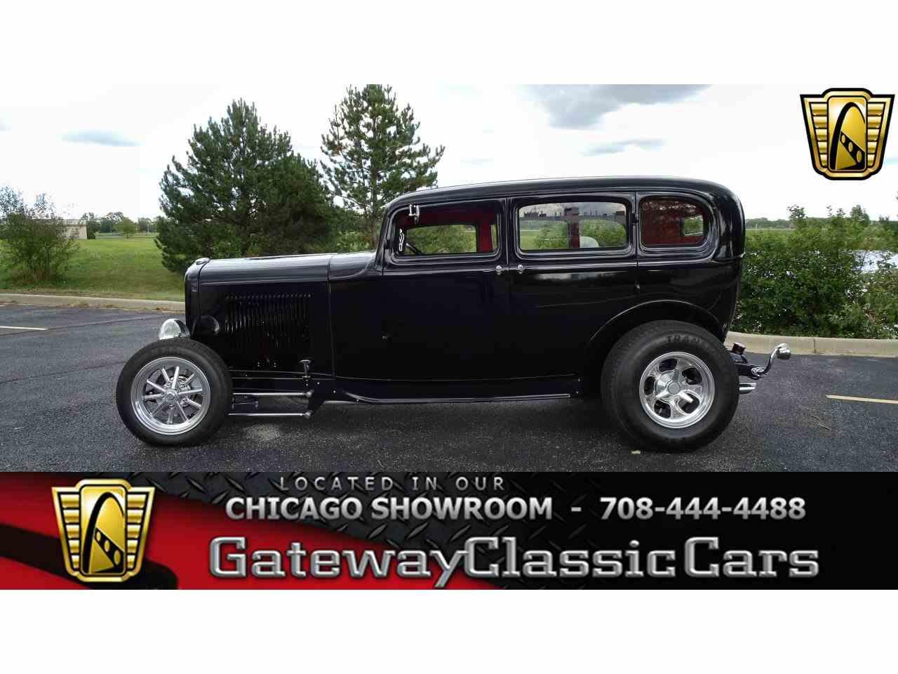1932 Ford Sedan for Sale | ClassicCars.com | CC-1075928