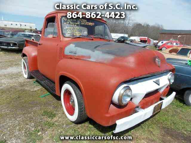 Picture of '54 Ford F100 - $4,800.00 - N26X