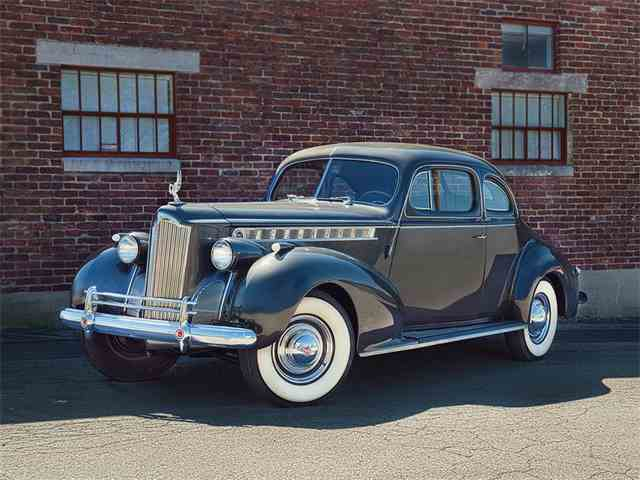 Picture of '40 Super Eight One Sixty Coupe - N275