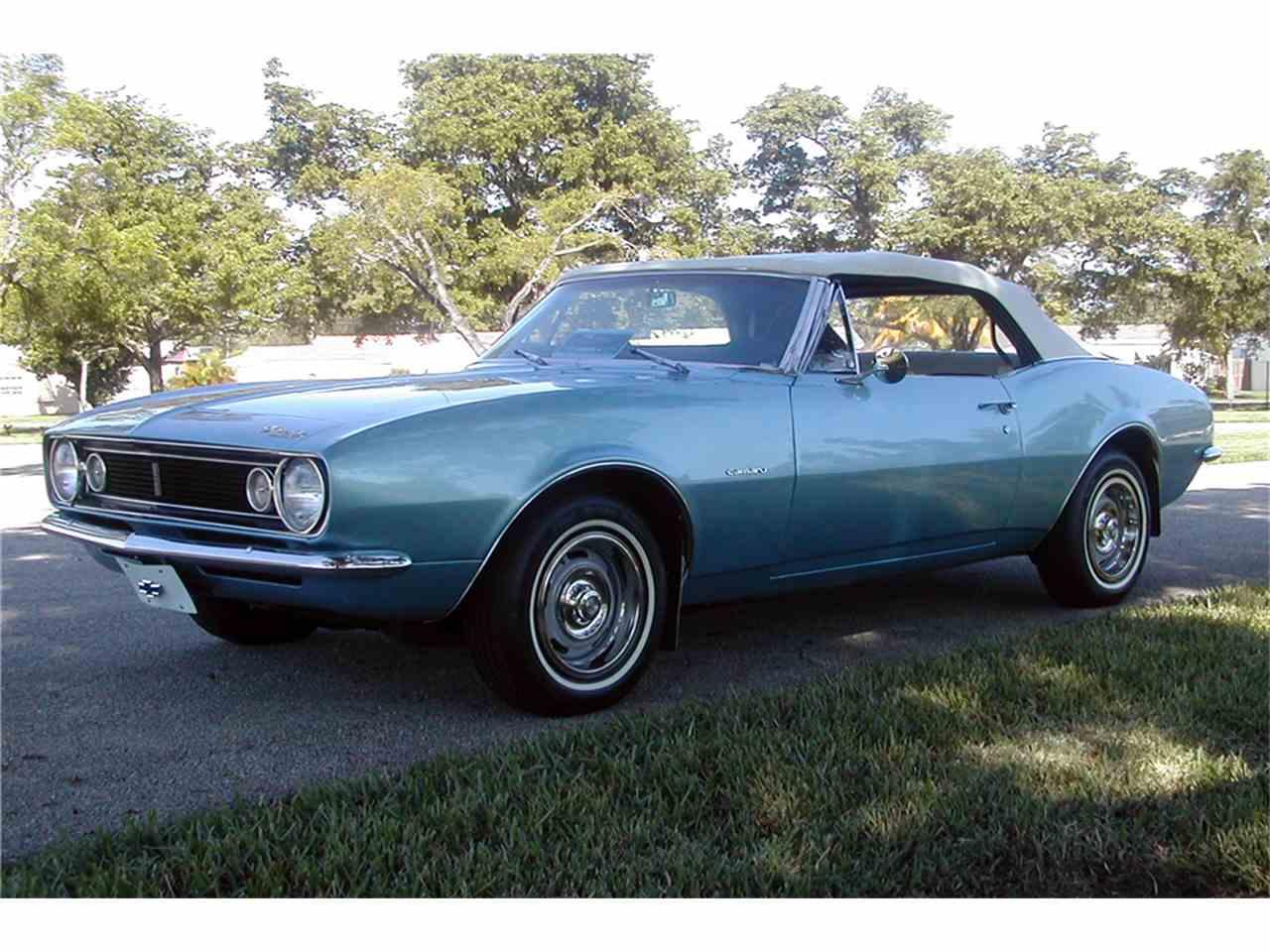 1967 Chevrolet Camaro For Sale Classiccars Com Cc 1075944