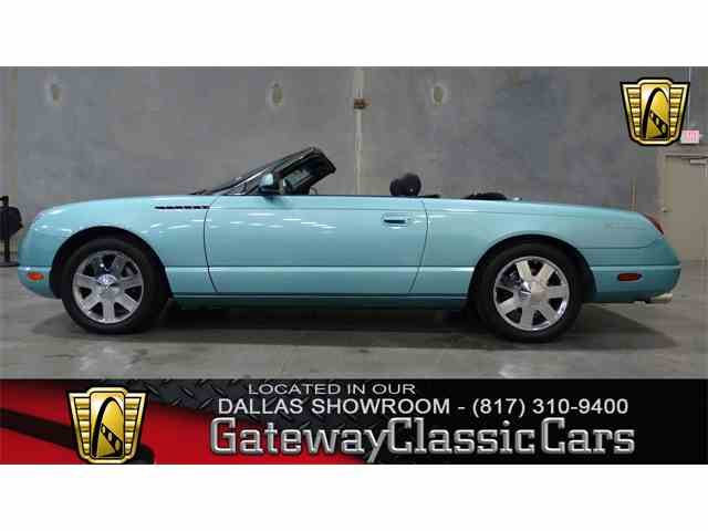 Picture of '02 Ford Thunderbird - N27D