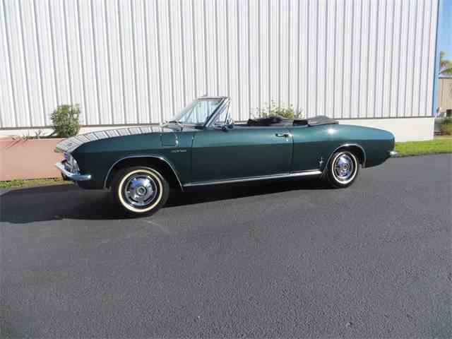 Picture of '65 Corvair Corsa Convertible - N27G
