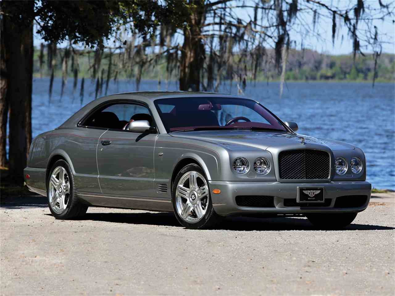 bentley of only edition believed limited pin coup one brooklands