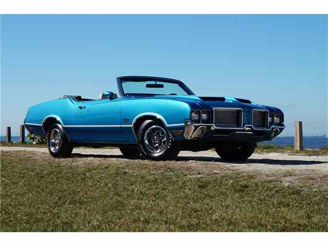 Picture of '72 Cutlass - N27I