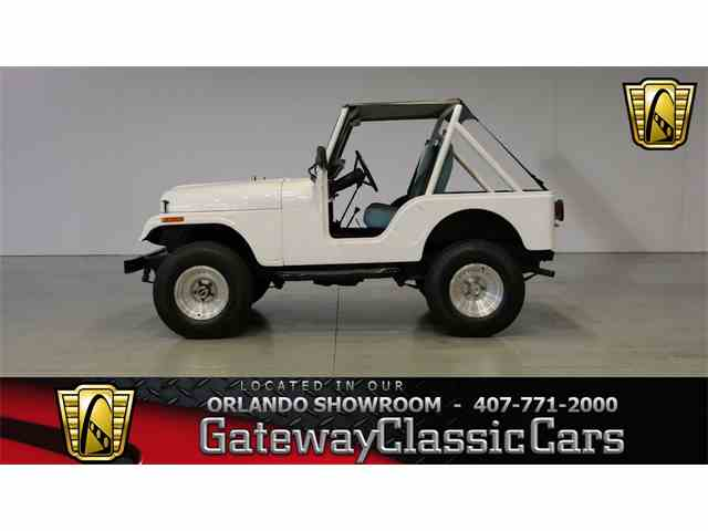 Picture of 1983 CJ5 located in Lake Mary Florida Offered by  - N27L