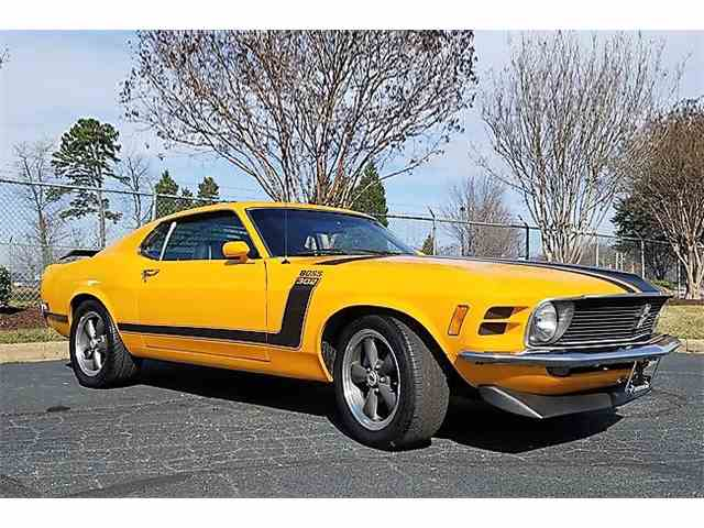 Picture of '70 Mustang - N27R