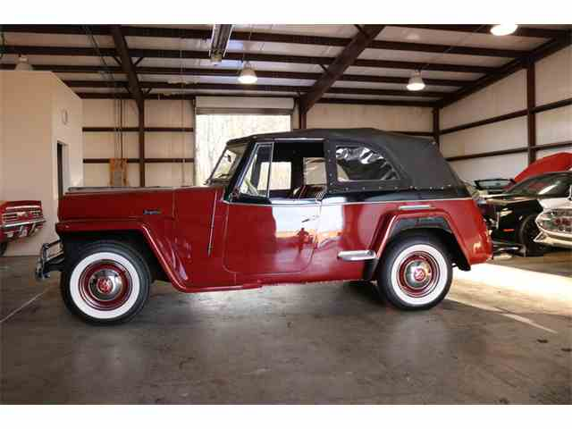 Picture of '48 Jeepster - N281