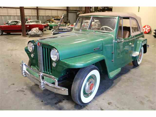 Picture of '48 Jeepster Overland - N283