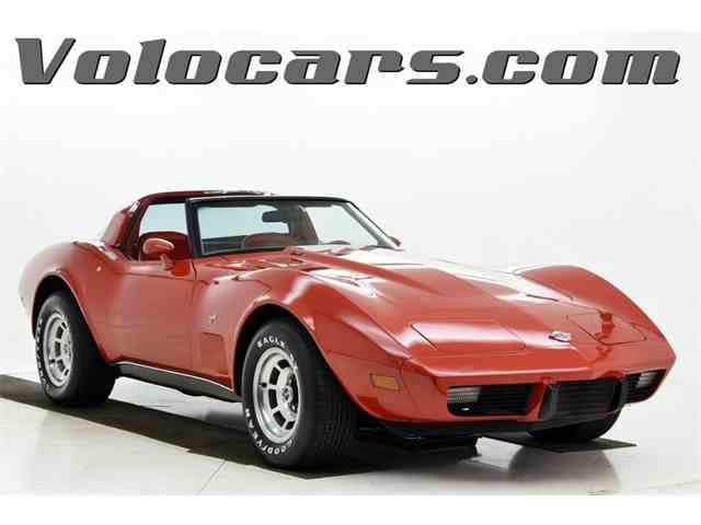 Picture of 1978 Chevrolet Corvette - $19,998.00 Offered by Volo Auto Museum - N28D