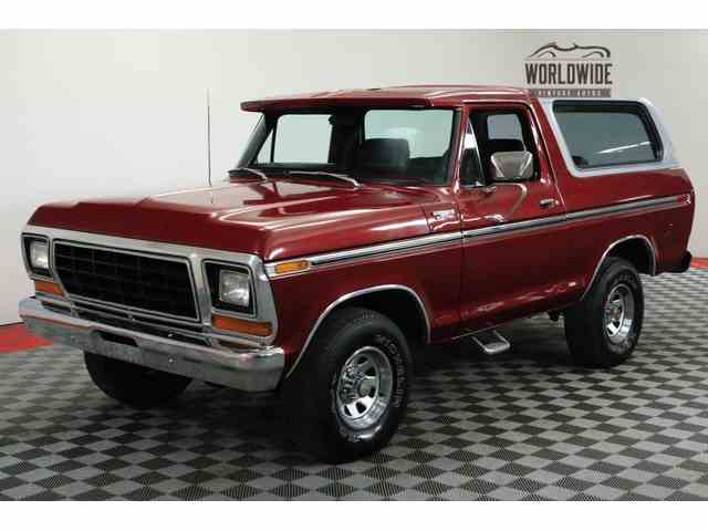 Picture of '78 Bronco - N28P