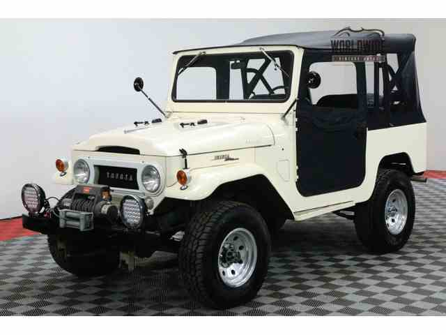 Picture of '67 Land Cruiser FJ - N28R