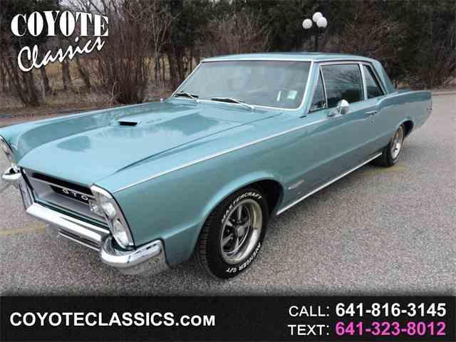 Picture of 1965 Pontiac Tempest - $30,000.00 - N28U