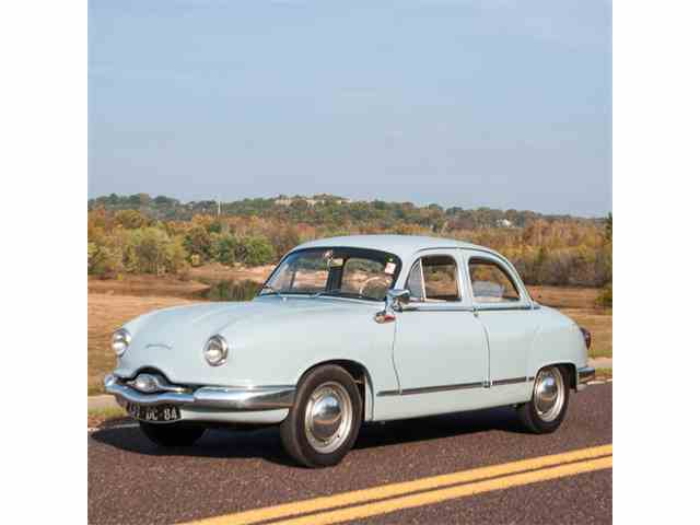 Picture of 1957 Panhard Dyna Z - $22,900.00 Offered by MotoeXotica Classic Cars - MXME