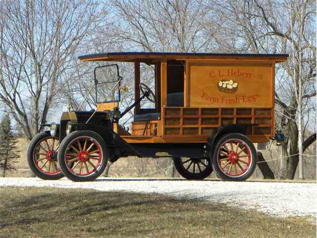 Picture of '14 Model T Sedan Delivery - N291