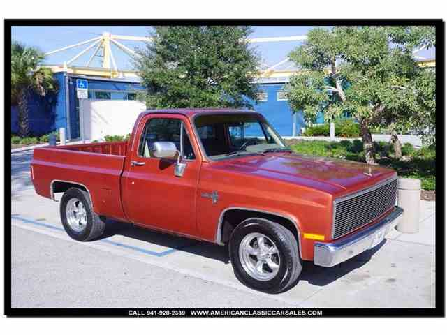 Picture of '87 C10 - N295
