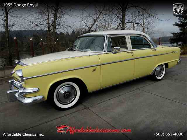 Picture of Classic '55 Royal - $12,500.00 - N299