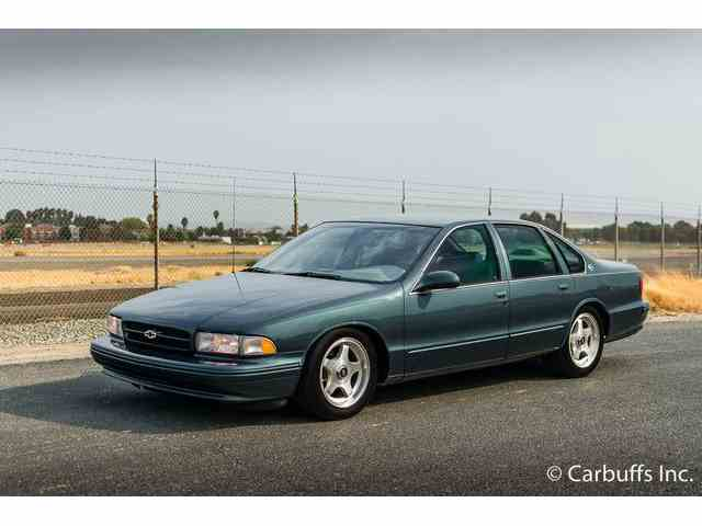 Picture of '96 Impala SS - N29A