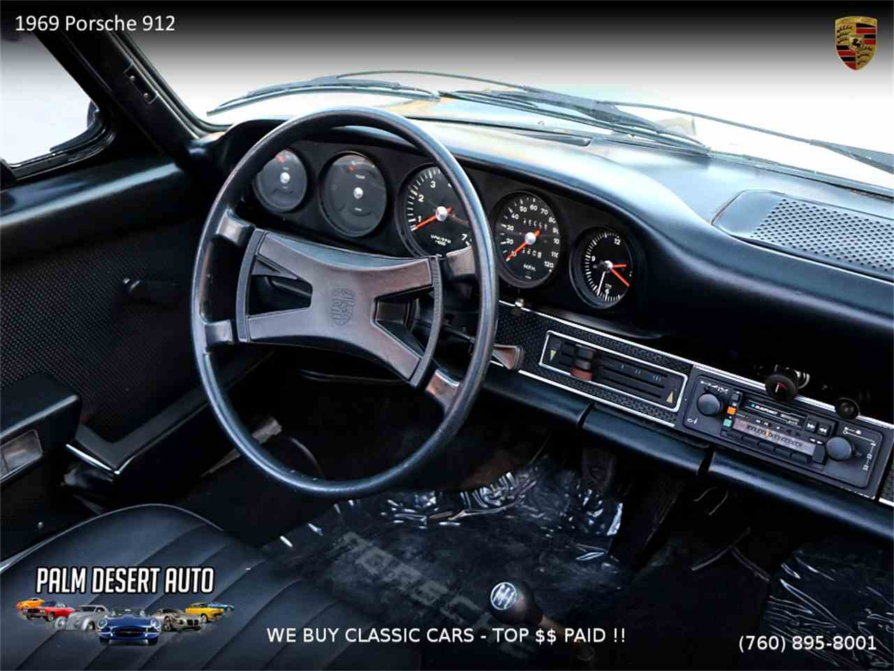 1969 Porsche 912 for Sale | ClassicCars.com | CC-1076018