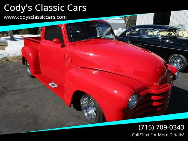 Picture of '48 Chevrolet Street Rod located in Wisconsin - $26,900.00 Offered by  - N2A5