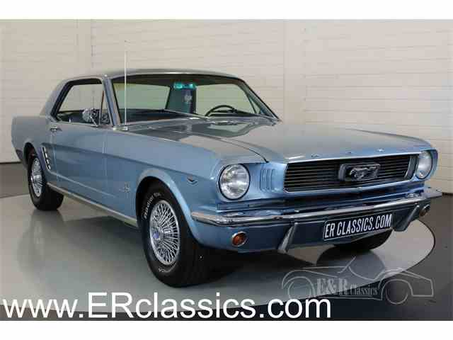 Picture of '66 Mustang - N2AB