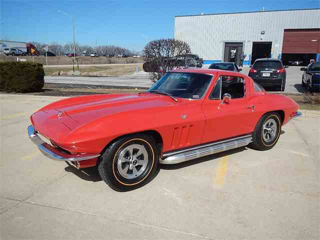 CC-1076059 1965 Chevrolet Corvette