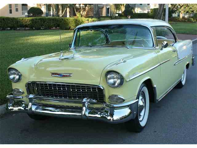 Picture of '55 Bel Air - N2AQ