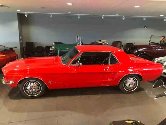 Picture of '67 Mustang - N2AX