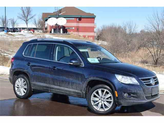 Picture of 2011 Tiguan Offered by Vern Eide Specialty & Classics - N2BA